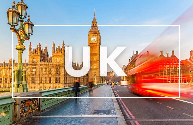Study English in the UK